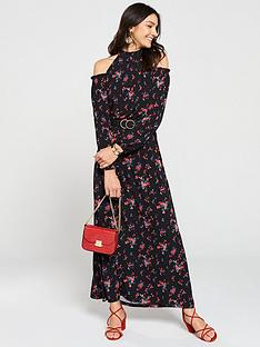v-by-very-cold-shoulder-jersey-maxi-dress-floral-print