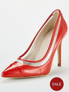 karen-millen-patent-leather-court-shoes-orange
