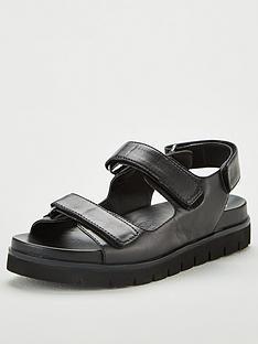 office-saxon-footbed-flat-sandal