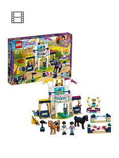 9ea035be252 LEGO Friends 41367 Stephanie s Horse Jumping