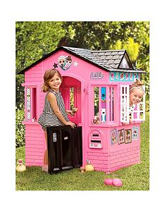 little-tikes-lol-surprise-pink-cottage-playhouse-with-glitter