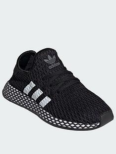 adidas-originals-deeruptnbspchildrensnbsptrainers-blackwhite