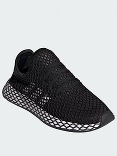 adidas-originals-deeruptnbspjunior-trainers-blackwhite