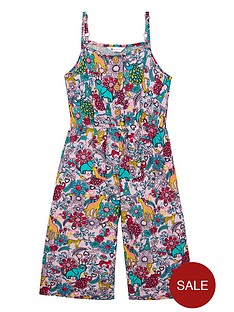 mini-v-by-very-girls-floral-tropical-print-button-front-jumpsuit-multi
