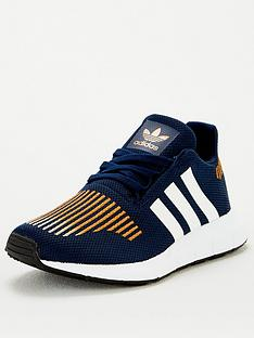 adidas-originals-childrens-swift-trainers-navywhite