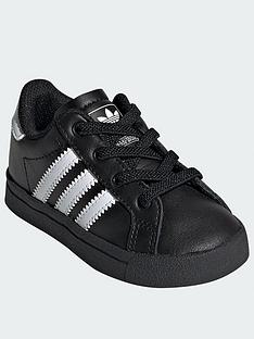 adidas-originals-coast-star-infant-trainers-blackwhite