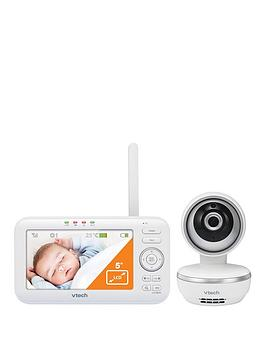 vtech-safe-and-sound-5-video-baby-monitor-vm5261