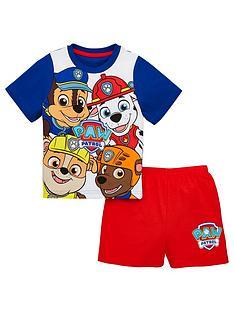 89b69f4dc Paw Patrol Boys Shorty Pyjamas - Multi