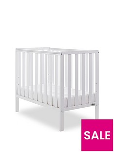 obaby-bantam-space-saver-cot-bed-mattress