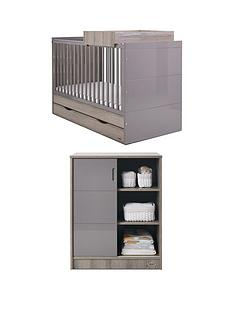obaby-madrid-2-piece-nursery-furniture-set