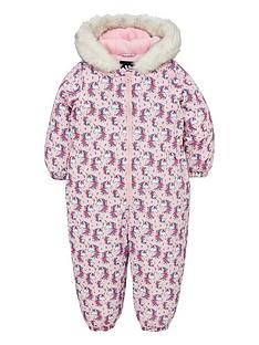 v-by-very-girls-fleece-lined-unicorn-snowsuit-pink