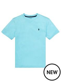 ralph-lauren-boys-classic-short-sleeve-t-shirt-turquoise