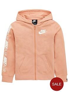 nike-air-girls-full-zip-hoodienbsp--rose-gold