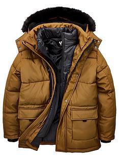 v-by-very-boys-mock-2-in-1-faux-fur-hooded-coat-tan