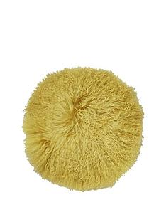 river-island-round-mongolian-cushion-in-chartreuse
