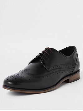 river-island-leather-lace-up-brogues-black