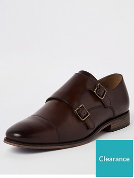 river-island-roger-leather-double-monk-derby
