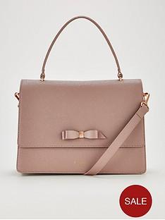 ted-baker-joaannbspbow-detail-lady-bag-pink