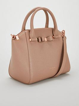 a120480f8 Ted Baker Janne Bow Detail Zip Tote Bag - Taupe