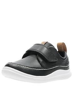 74260934f4d8 Clarks Cloud Ember Toddler Strap Shoe