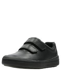 6db7cd463c20 Clarks Rock Play Toddler Shoes - Black