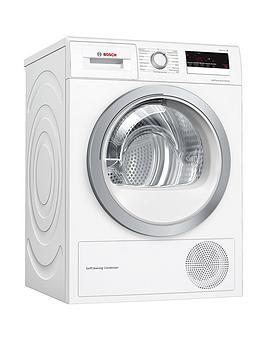 bosch-serie-4-wtw85231gb-8kg-condenser-tumble-dryer-with-heat-pump-technology-white