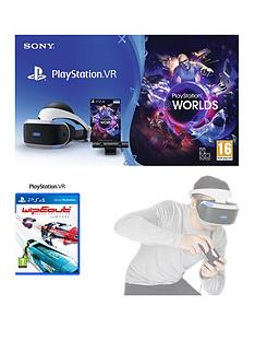 playstation-vr-starter-pack-with-wipeoutnbspomega-collection-and-optionalnbspmove-motion-controller