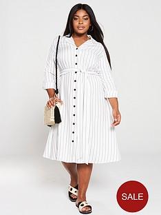 v-by-very-curve-stripe-shirt-dress-stripenbsp