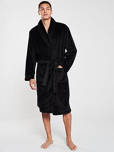 v-by-very-supersoft-robe-black