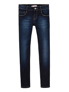levis-girls-711-skinny-fit-dark-wash-jeans-indigo