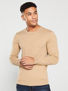 v-by-very-crew-neck-jumper-camel-marl