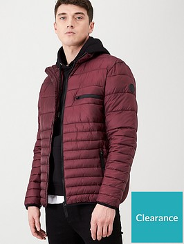 very-man-padded-funnel-neck-jacket-burgundy