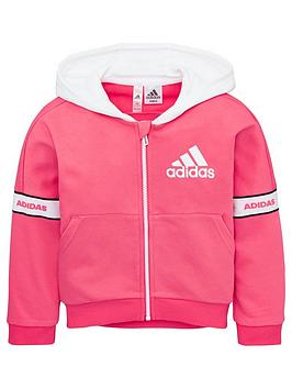 adidas-taping-detail-knit-jacket-pinkwhite