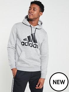 709ba42ee962 Grey | Adidas | Hoodies & sweatshirts | Mens sports clothing ...