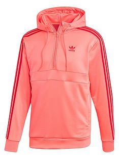 adidas-originals-adidas-originals-3-stripe-half-zip-hoodie