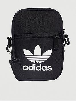 adidas-originals-trefoil-festival-bag-black
