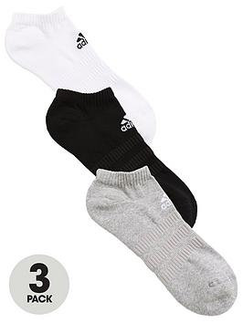 adidas-cushion-low-socks-3-pack-greyblackwhite