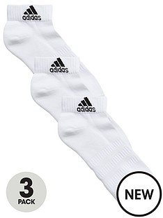 adidas-cushion-ankle-socks-3-pack-white