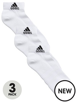 adidas-cushion-ankle-socks-3-pack-white
