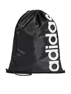 adidas-linear-logo-corenbspgym-sacknbsp--black