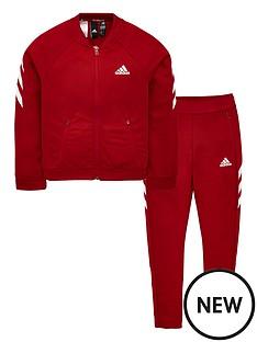 adidas-youth-xfg-tracksuit-maroonwhite