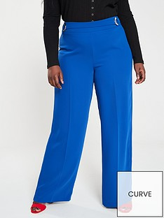 v-by-very-curve-d-ring-detail-wide-leg-trouser