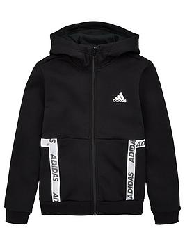 adidas-youth-sport-id-br-full-zip-hoodienbsp--blackwhite
