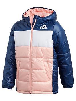 adidas-youth-synthetic-jacket-pinkwhite