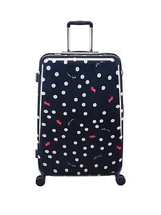 radley-radley-vint-dog-dot-large-4-wheel-suitcase-ink