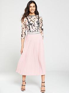 little-mistress-embroidered-pleated-skirt-midaxinbspdress-rosenbspbr-br