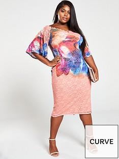 little-mistress-curve-off-the-shoulder-lace-bodyconnbspdress-print