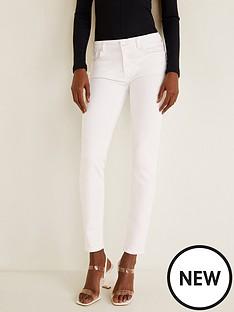 mango-kim-skinny-jeans-white