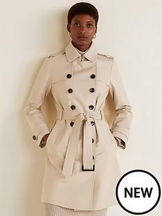 mango-trench-coat-beige