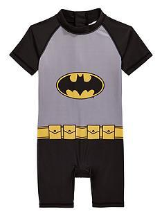 batman-boys-sunsafe-suit-grey